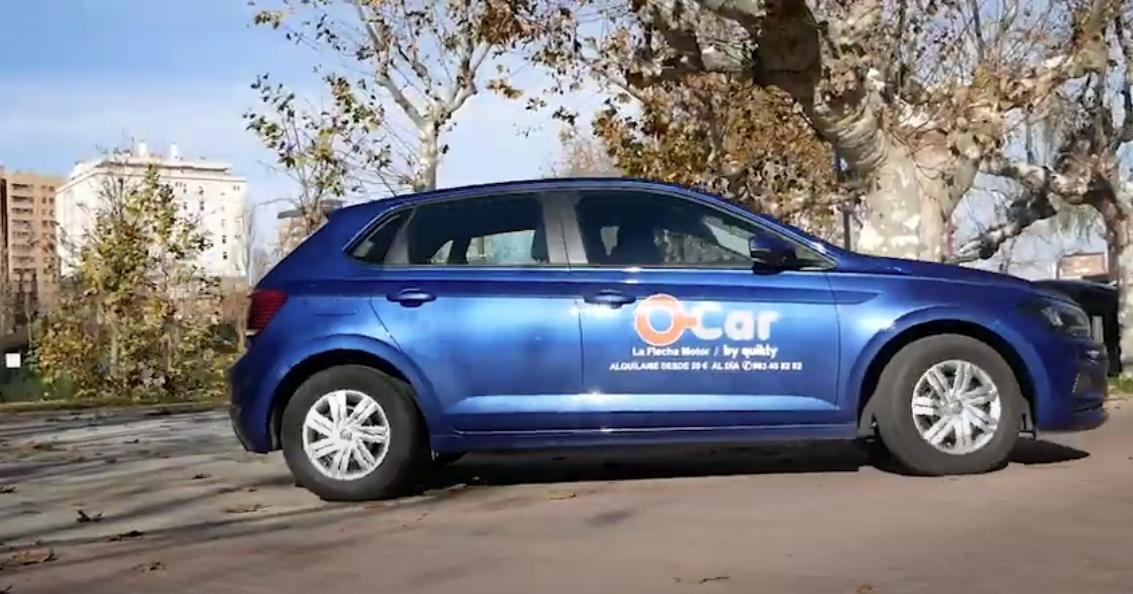 Coche disponible con el nuevo sistema Q-Car